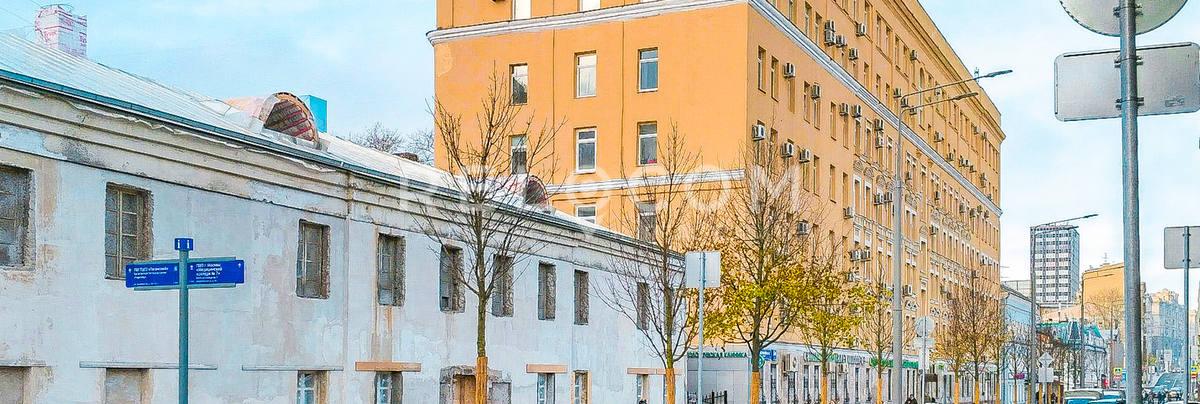 Административное здание Земляной Вал ул. 64, стр. 2.