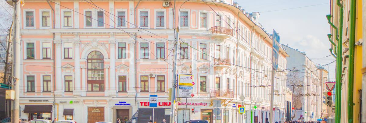 Административное здание Бауманская ул. 33\2, стр. 1.