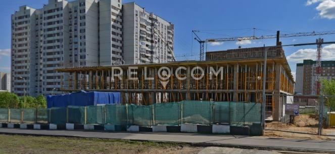 Административное здание Борисовские Пруды ул. 8, корп. 1.