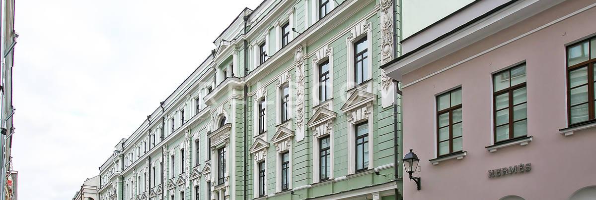 Административное здание Столешников пер. 14.