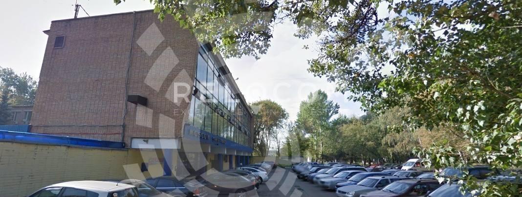 Офисное здание Речников ул. 7, стр 7.
