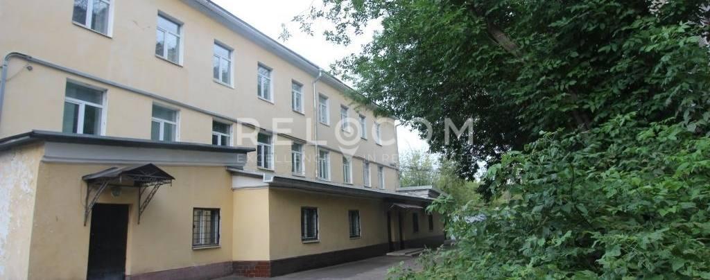 Офисное здание Кибальчича ул. 5 стр. 2