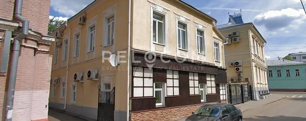 Административное здание Бауманская ул. 58/25, стр. 10.