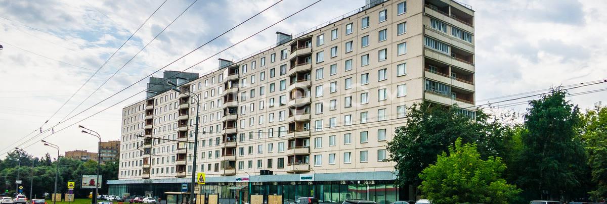 Жилой дом Большая Переяславская 7с1