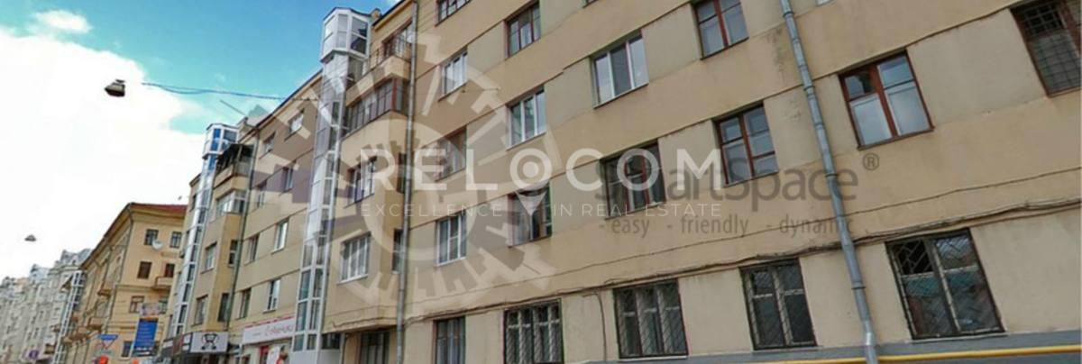 Административное здание 2-я Тверская-Ямская 38
