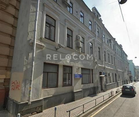 Административное здание Лучников пер. 4 .
