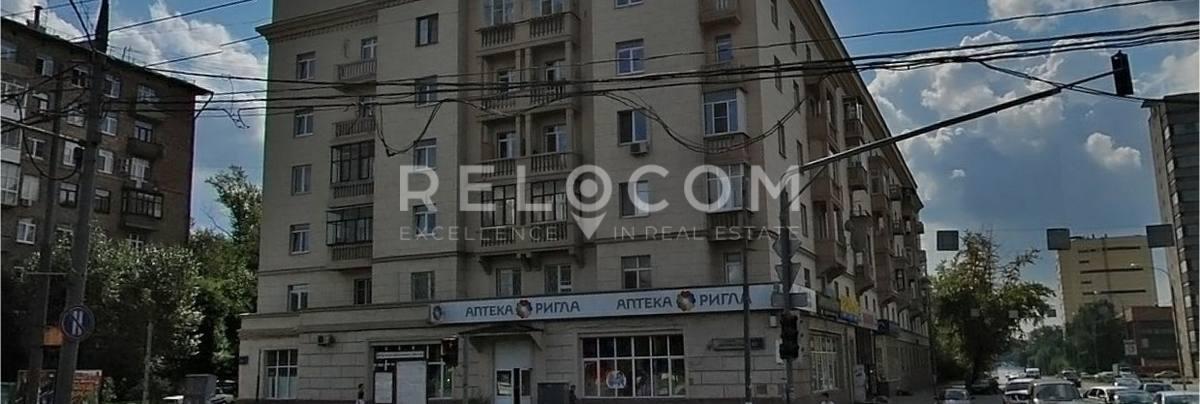 Жилой дом Энтузиастов шоссе 48/1.