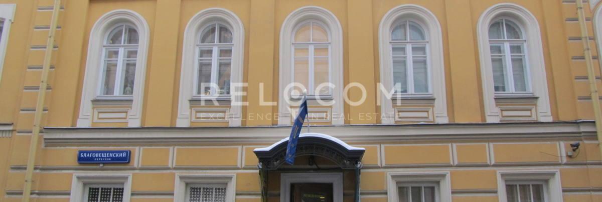 Административное здание Благовещенский 1А