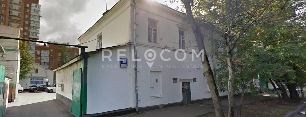 Административное здание Хромова ул. 36, стр. 1.