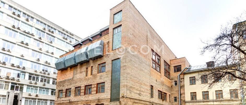 Административное здание Новорязанская ул. 8А, стр. 2.