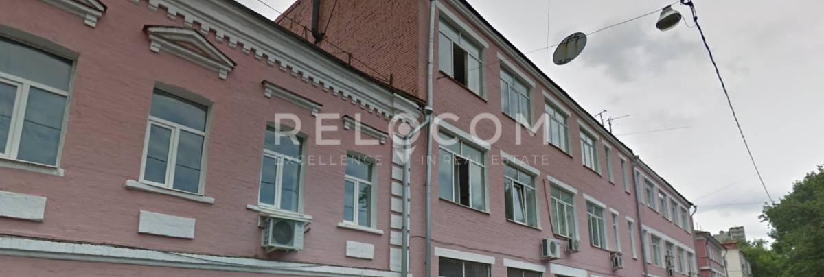 Административное здание Фридриха Энгельса ул. 58, стр. 1.