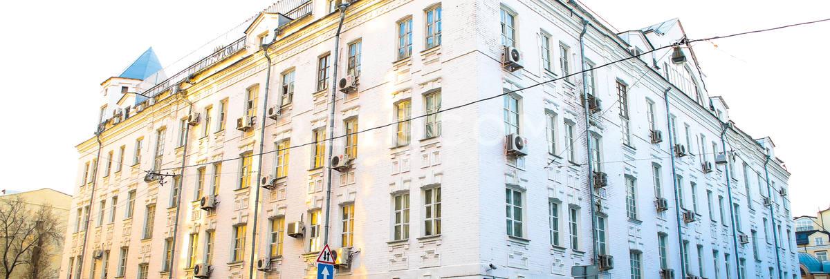 Административное здание Луков пер. 10.