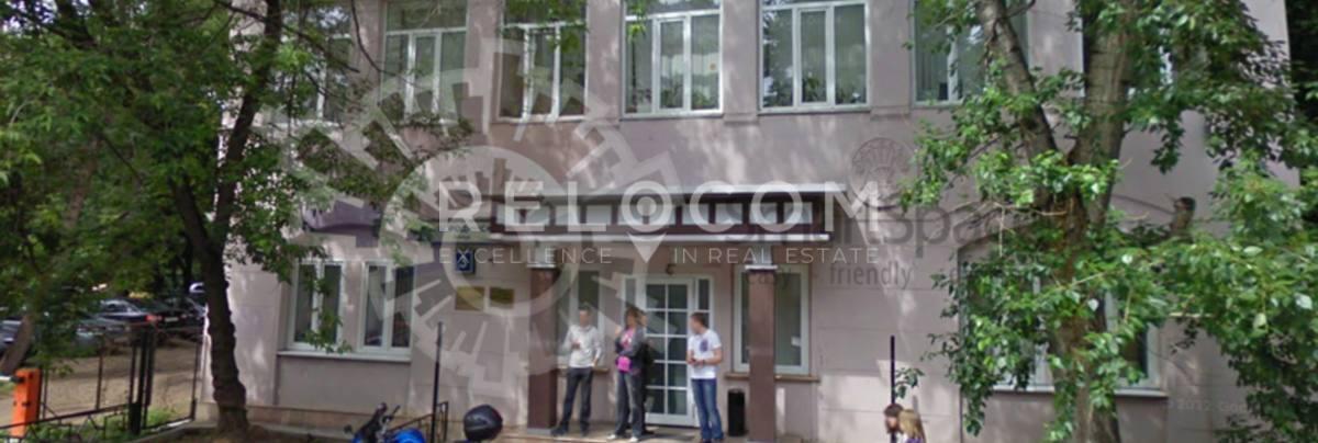 Административное здание 1-я Бородинская 3