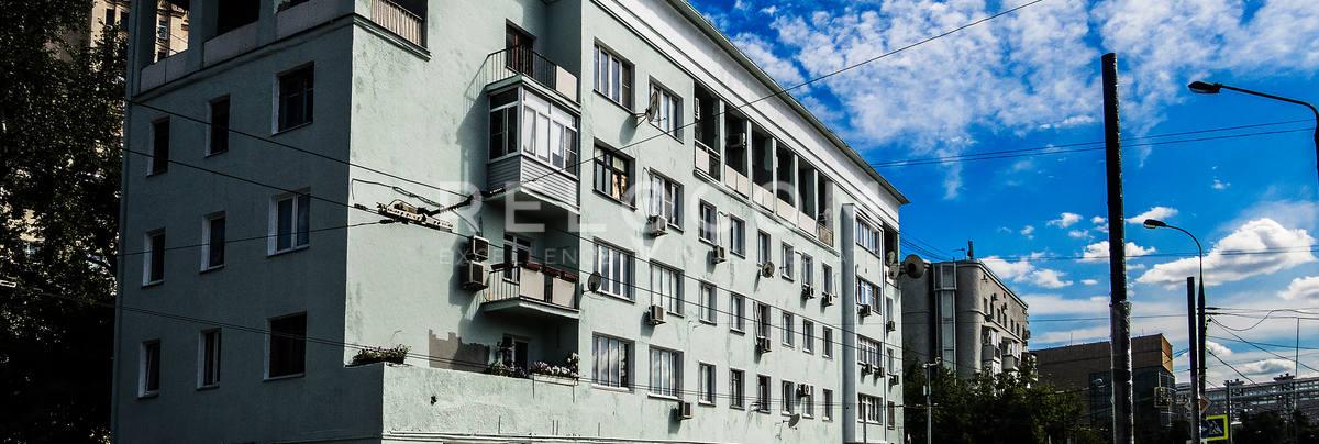 Жилой дом Конюшковская 28