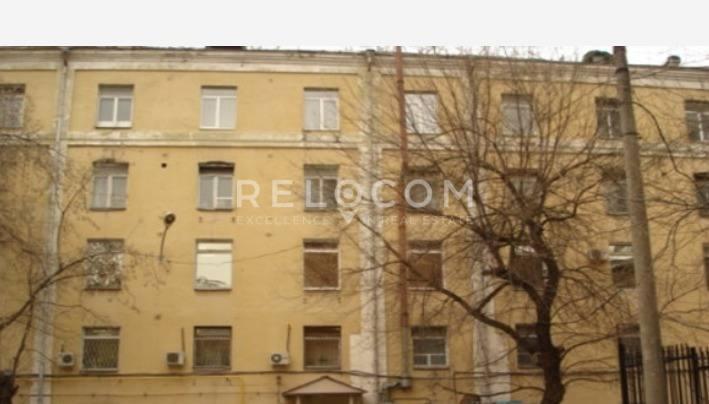 Административное здание Земляной вал 50А, стр. 6