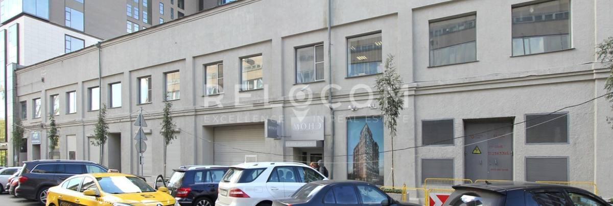 Административное здание 2-я Звенигородская ул. 13, стр. 4.