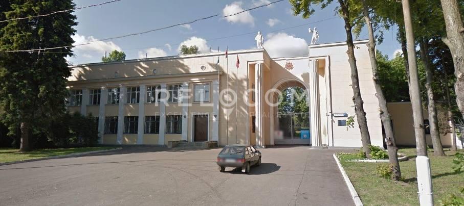 Административное здание Западная ул. 4А.