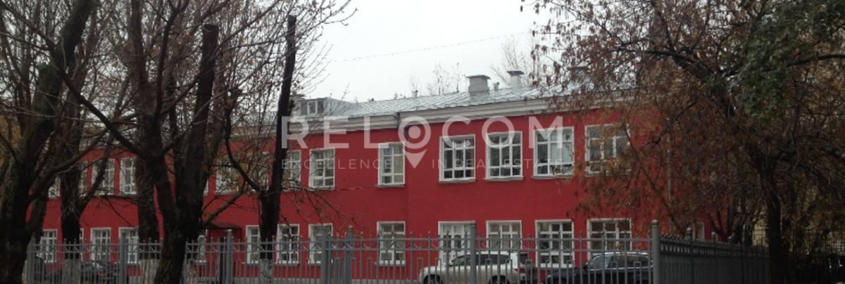 Административное здание Лаврушинский 5а