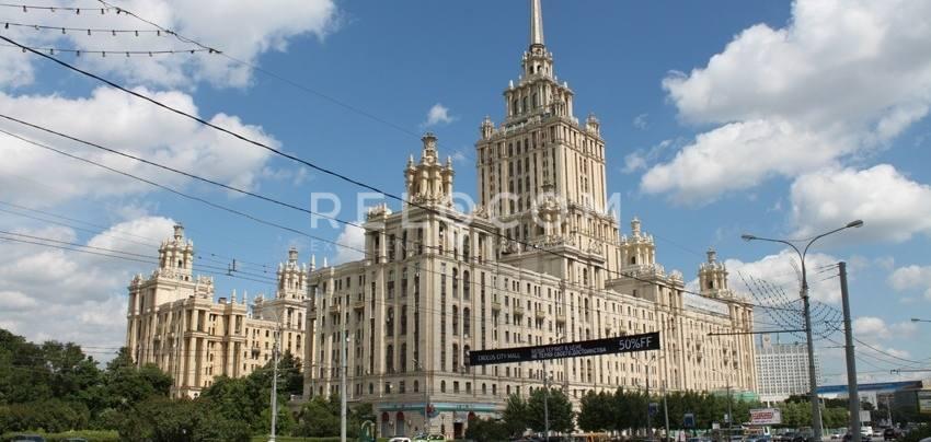 Административное здание Гостиница Украина