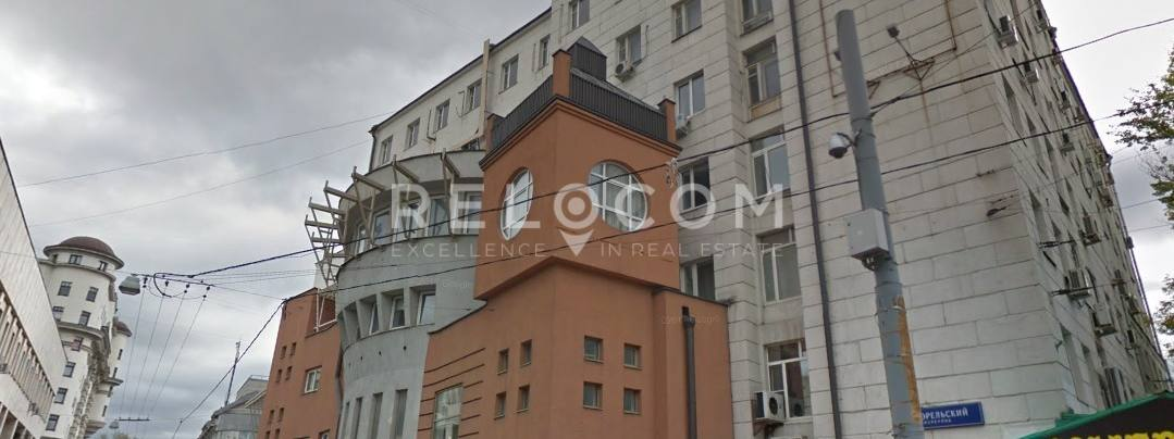Административное здание Большая Полянка ул. 51А/9.