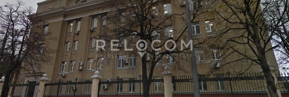 Административное здание Ленинградский пр-т 80, корп. 5А.