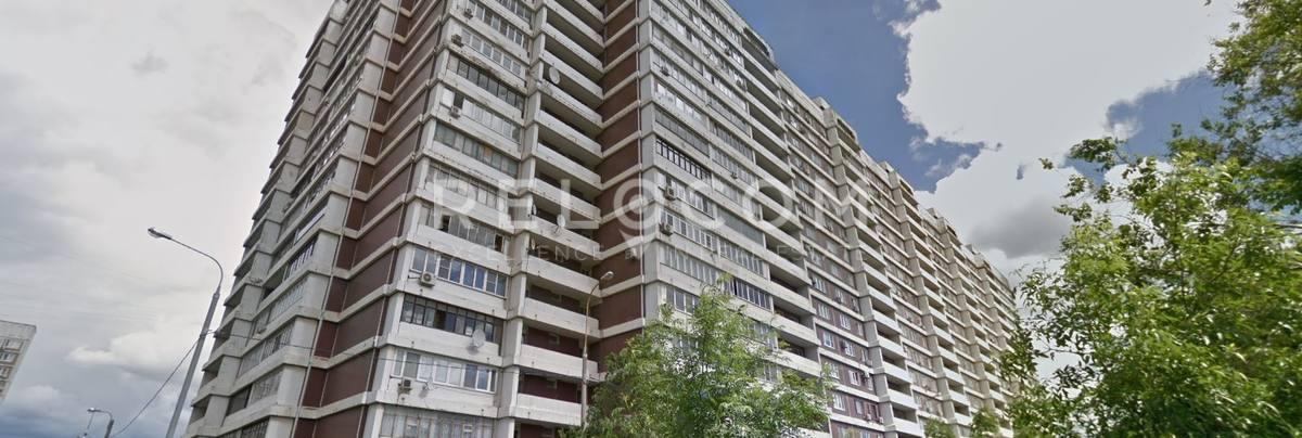 Жилой дом Рублёвское шоссе 14, корп. 1.