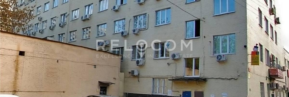 Административное здание Большая Тульская ул. 10, стр. 2.