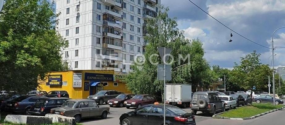 Жилой дом Смольная ул. 15.