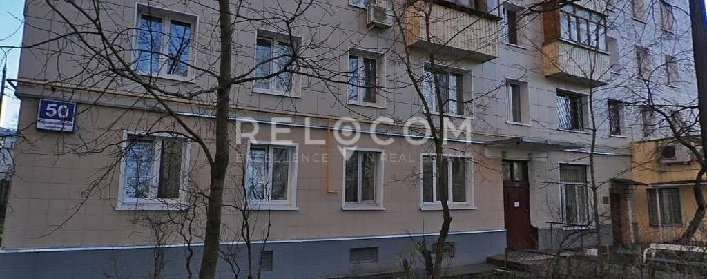 Жилой дом Карамышевская наб. 50.