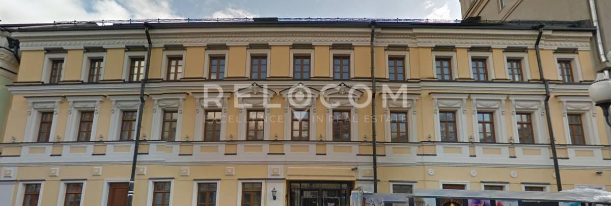 Административное здание Арбат ул. 39.
