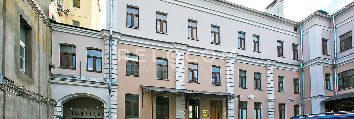 Административное здание Столешников 6