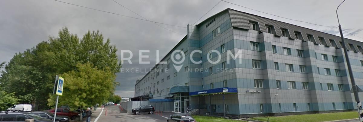 Административное здание Электродная ул. 9Б.