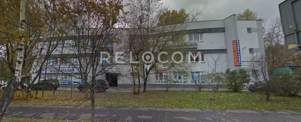 Административное здание Краснодонская ул. 16А.
