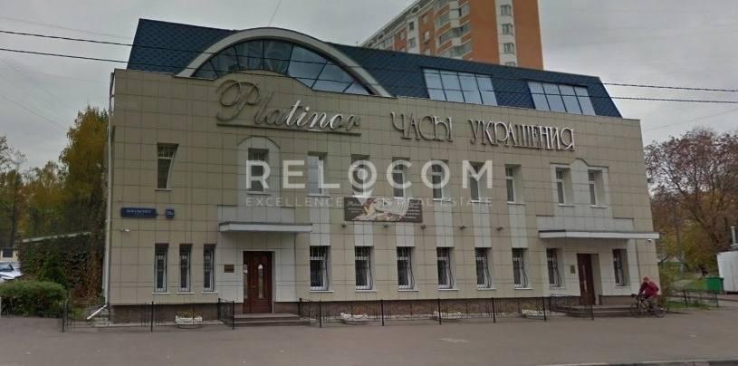 Административное здание Шокальского пр-д 23А.