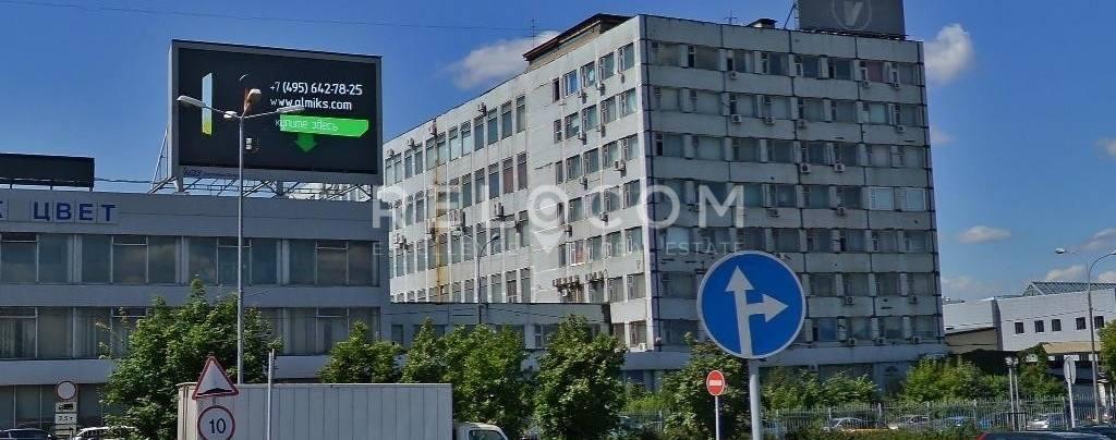 Административное здание 16-я Парковая ул. 26, корп. 1.