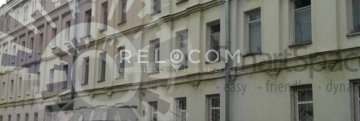 Административное здание Малый Златоустинский пер.  6, стр. 1.