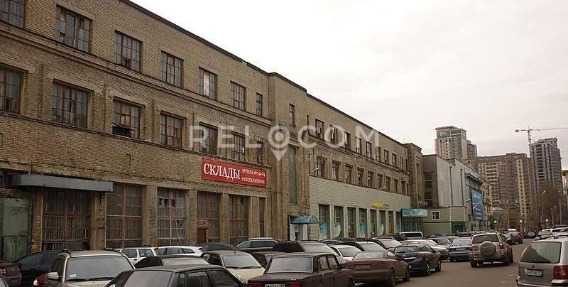 БЦ Шарикоподшипниковская ул. 13, стр. 3.