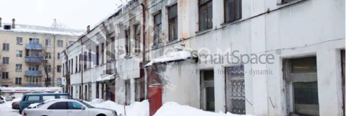 Административное здание Новоостаповская 10