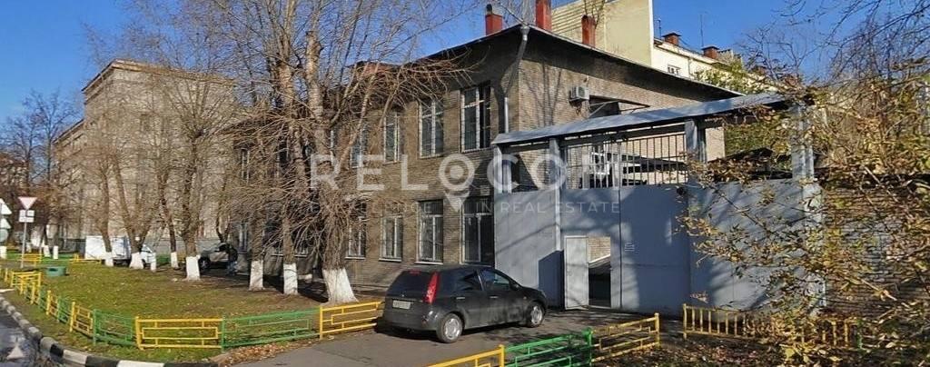 Административное здание 2-й Кабельный пр-д 2А.