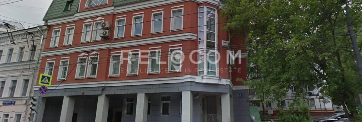 Административное здание Доброслободская ул. 8, стр. 4.