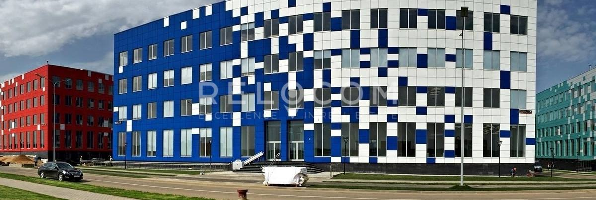 Административное здание Нобеля ул. 3