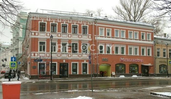 Особняк Покровка ул., 25