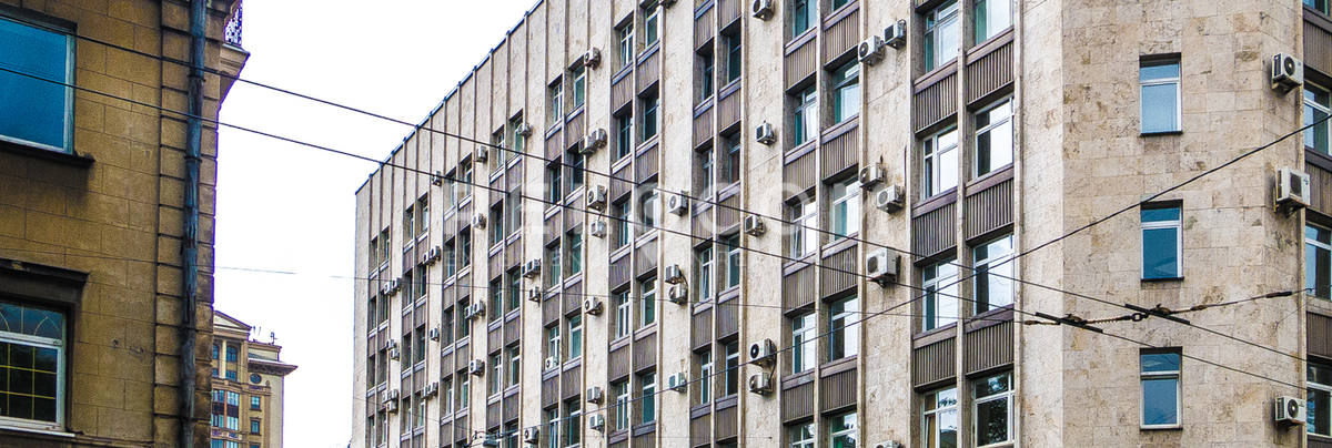 Административное здание 2-я Тверская-Ямская 16