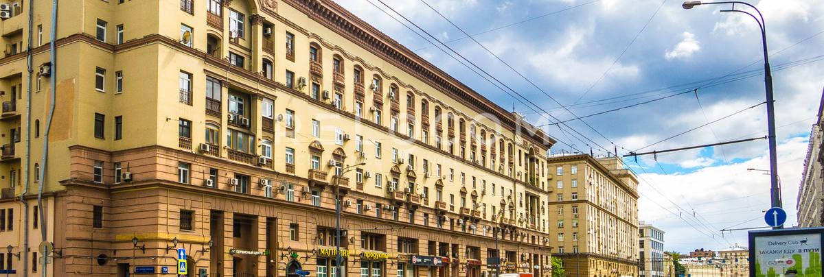 Жилой дом Проспект Мира 70