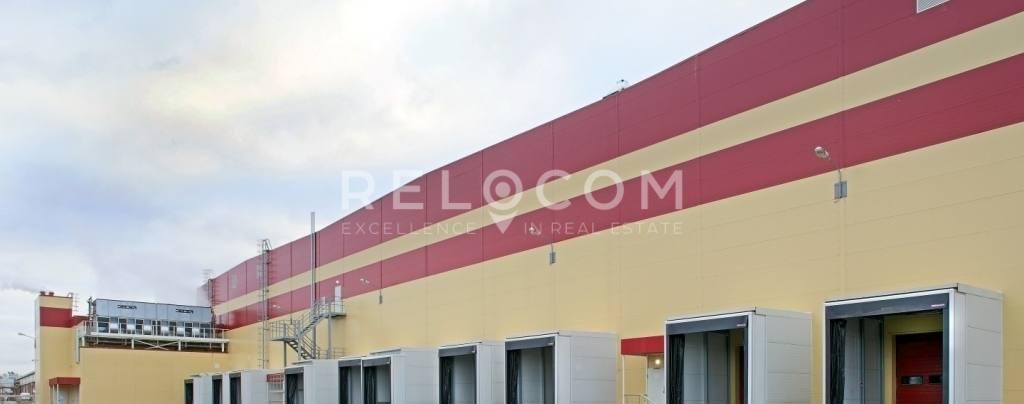 Офисно-складской центр ИнтерТрейд