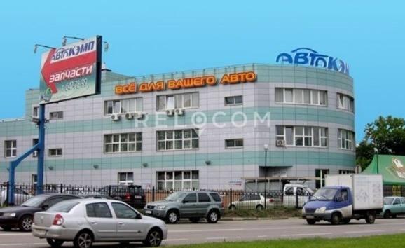 Административное здание 1-й Нагатинский пр-д 2, стр. 34.