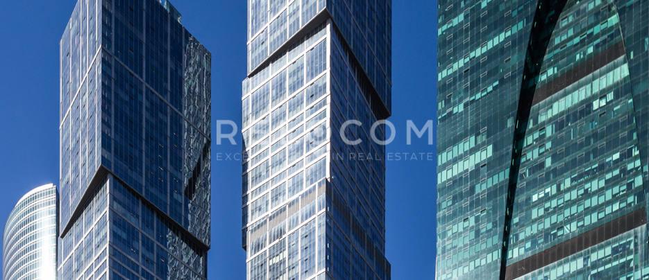 БЦ Башня Москва