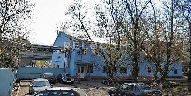 Административное здание Остаповский пр-д 16, стр. 1.