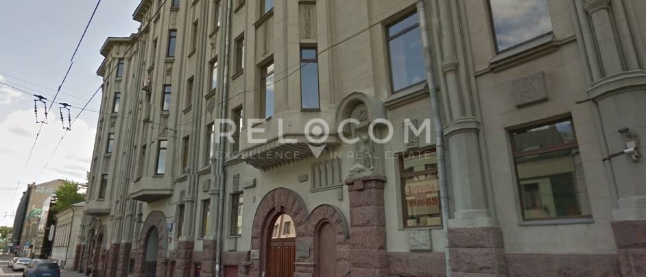 Офисное здание Большая Полянка ул. 54.