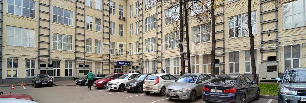 БЦ Шереметьевский, строение б/н